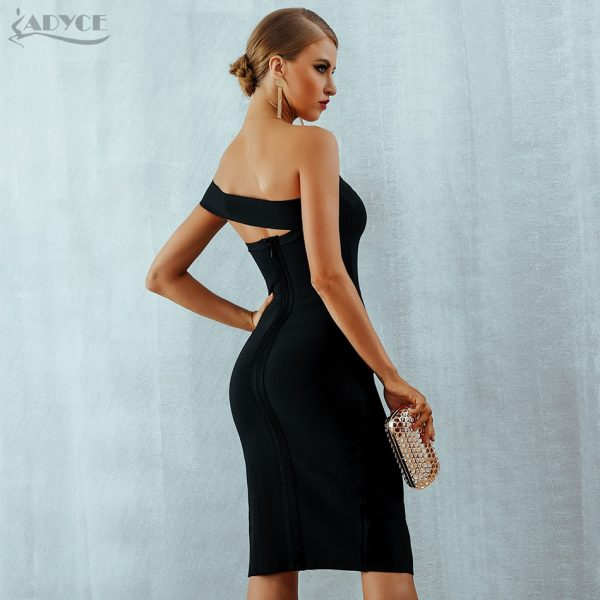 Bodycon Bandage Dress Sexy Celebrity Party Dresses