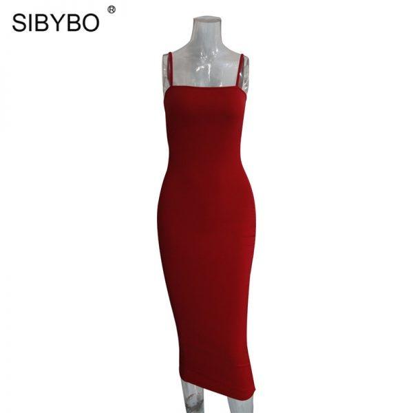 Sexy Long Dress Summer Maxi Dress Bodycon Party Dress
