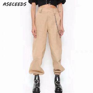 Woman Camo Pants Camouflage Sweatpants