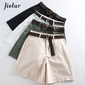 Casual Women Shorts Waist Slim Summer Shorts