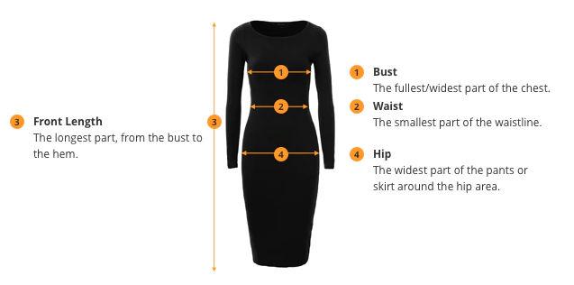 Women Dress Size