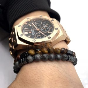 Fashion Geometric Beaded Men Bracelets