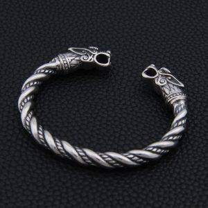 Stainless Steel Dragon Bracelet Jewelry