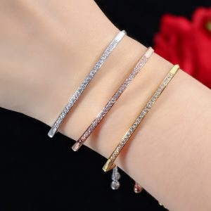 Adjustable Bracelet Bangle Women Jewelry