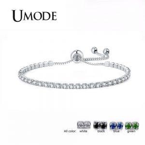 Fashion Cubic Zirconia Tennis Bracelet Bangles
