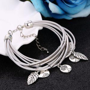 Multilayer Bracelet Pendant Handmade Bracelets