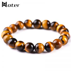 Tiger Eyes Beads Bracelets Natural Stone Bracelet