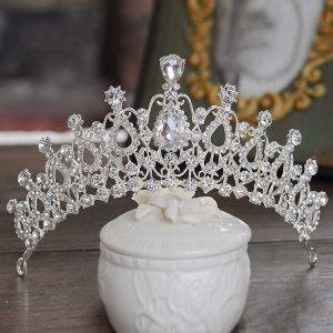 Rhinestone Crystal Bridal Jewelry African Beads
