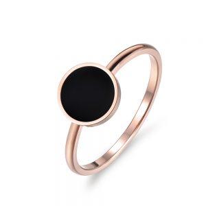 Vintage Wedding Ring Stainless Steel Rings