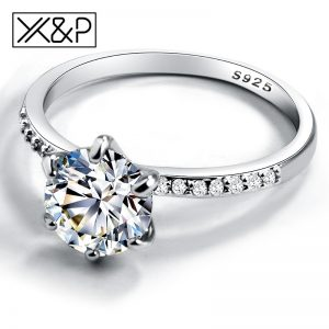 Classic Engagement Ring Wedding Rings