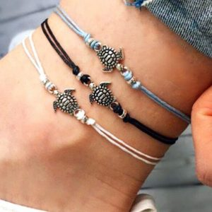 Women Ankle Bracelet Chain Foot Jewelry