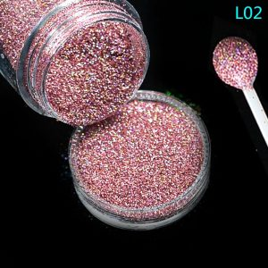 Shining Dust Nail Art Glitter Decoration