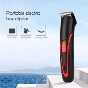 Cordless Mini Hair Trimmer Pro Hair Cutting