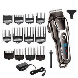 Professional Hair Trimmer Electric Cutter