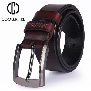 Genuine Leather Belt Luxury Designer Belts