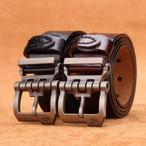 Genuine Leather Personality Men Belt