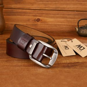 Leather Luxury Belts Jeans Casual Belt