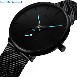 Fashion Mens Watches Luxury Quartz