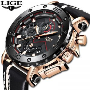 Men Watches Luxury Military Quartz