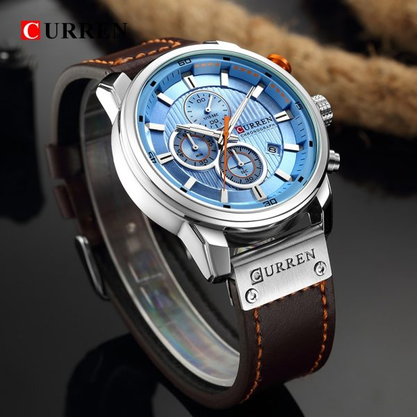 Chronograph Quartz Watch Sports Watches