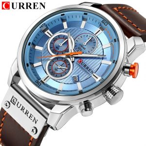 Chronograph Quartz Watch Sports Watches