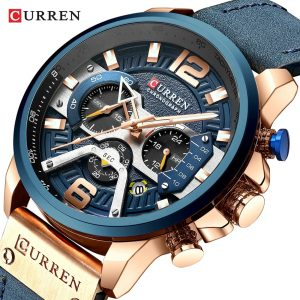 Sport Watches Men's Quartz Clock
