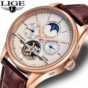 Men Retro Watches Mechanical Watch
