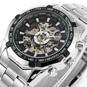 Skeleton Watch Men Automatic Watches