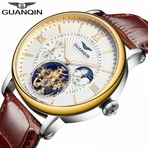 Fashion Watches Luxury Skeleton Watch