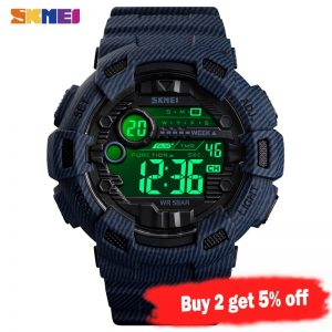 Fashion Sport Watch Alarm Clock
