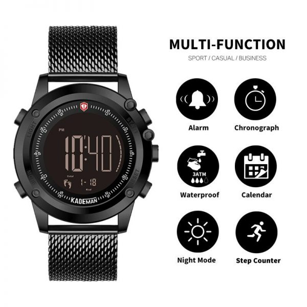 Military Sports Men's Watches