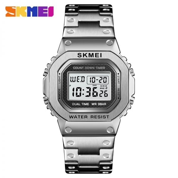 Digital Watch Sport Wristwatch