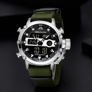 Sport Waterproof Watches Luxury Quartz