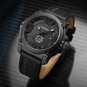 Men Sports Military Quartz Watch