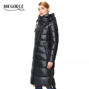 Fashionable Coat Jacket Warm Parkas