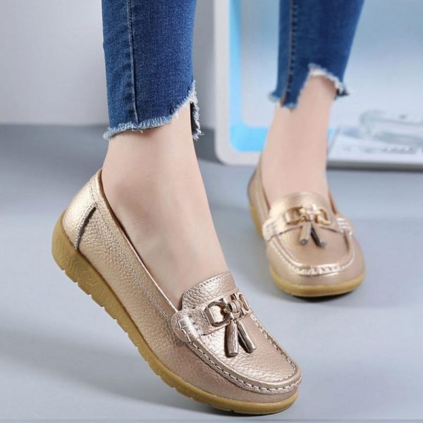 Women Ballet Shoes Boat Shoes