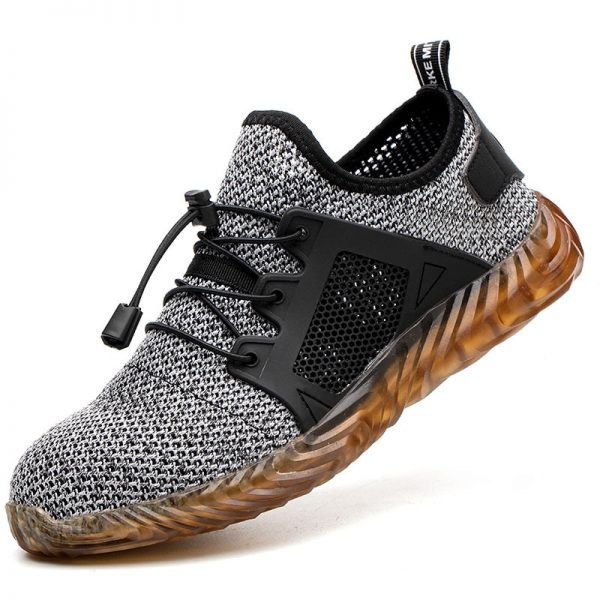 Breathable Mesh Safety Shoes