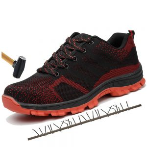 Winter Steel Toe Cap Safety Shoes
