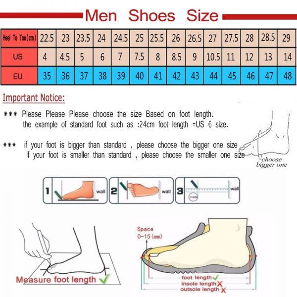 Men Boots Winter Men Shoes