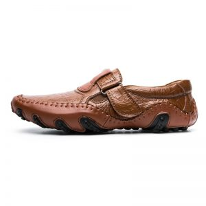 Octopus Soles Leather Casual Shoes