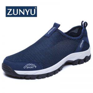 Comfortable Casual Shoes Mesh Flats
