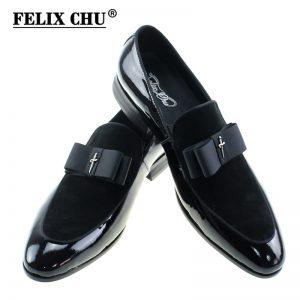 Leather Shoes Black Dress Shoes