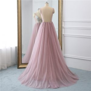 Sexy Long Prom Dresses Evening Gowns