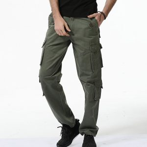 Baggy Cargo Pants Causal Pants