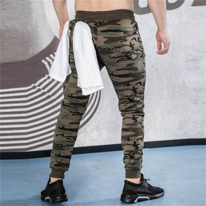 Men's Motion Pants Skinny Sweatpants