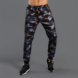 Camouflage Gyms Pants Bodybuilding Pants