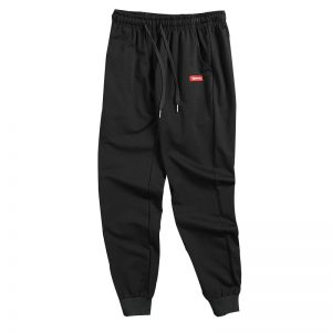 Men's Streetwear Pants Drawstring Trousers