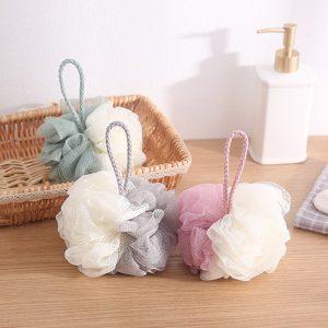 Fashion Bath Ball Cool Ball Bath Towel