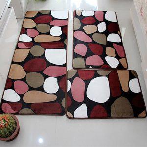 Soft Bath Mat Bathroom Carpet Rug