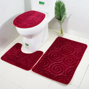 Bathroom Bath Mat Toilet Rugs